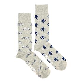 Snowboard + Mountain Socks