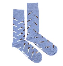 Hammer + Saw Socks