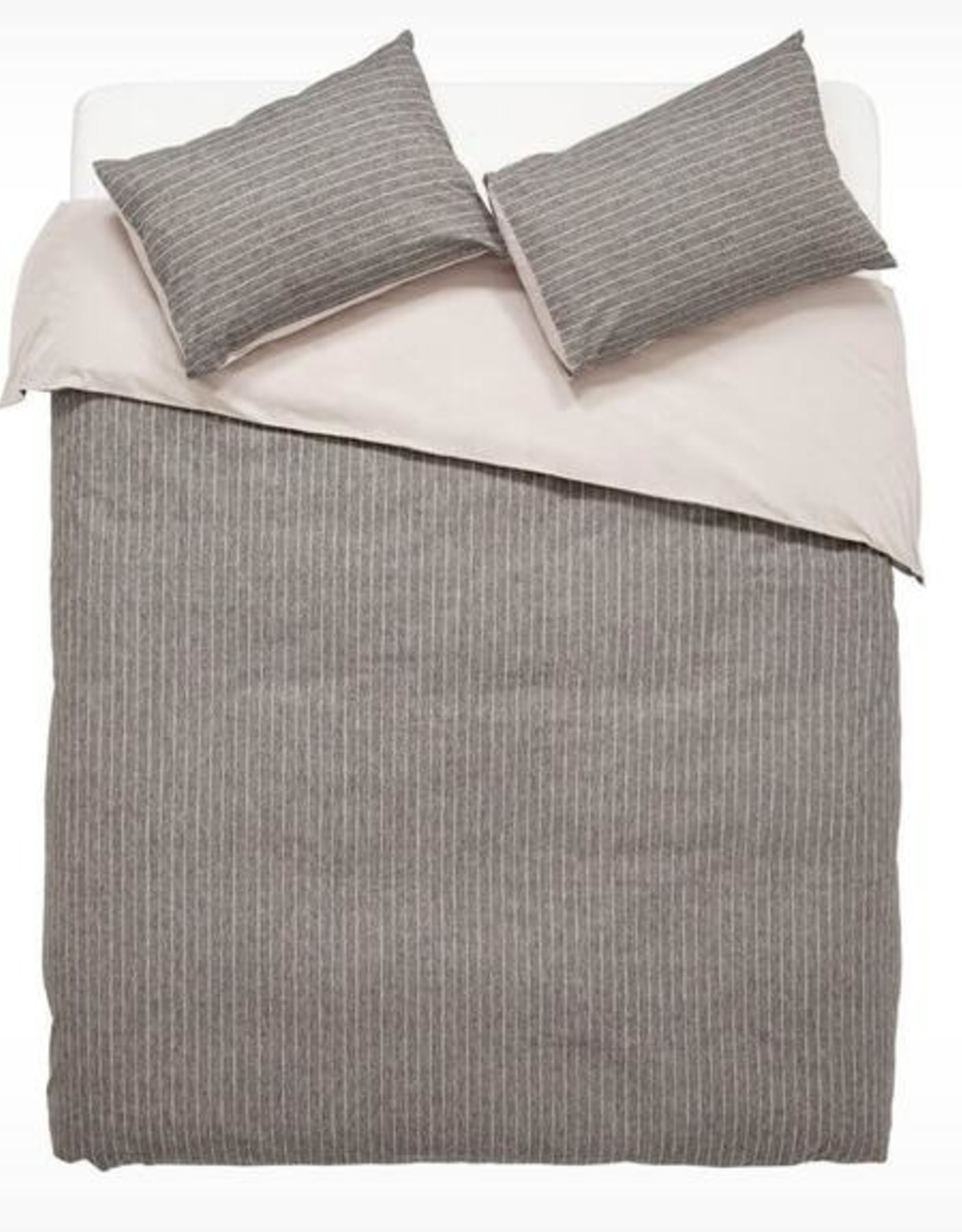 Acadia Duvet Set Grey - King