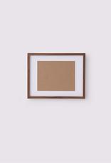 EQ3 Basel Frame-Walnut Medium