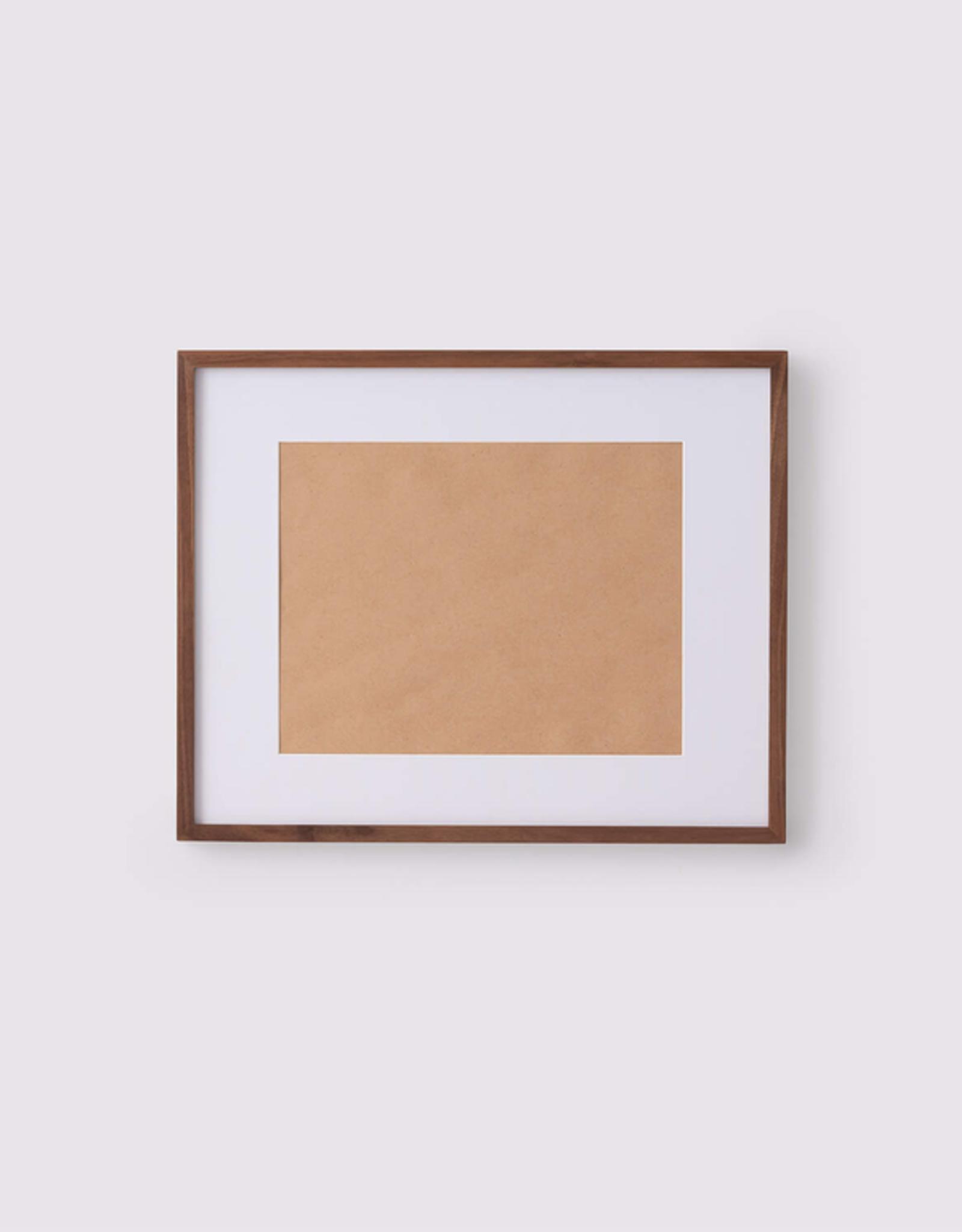 EQ3 Basel Frame-Walnut Large