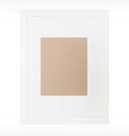 EQ3 Edge Picture Frame-White Medium