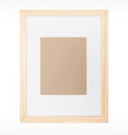 EQ3 Edge Picture Frame-Natural Medium