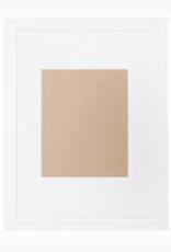 EQ3 Edge Picture Frame-White Small