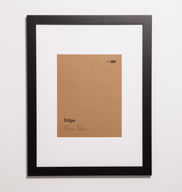 EQ3 Edge Picture Frame-Black Large