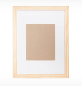 EQ3 Edge Picture Frame-Natural Large