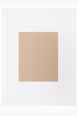 EQ3 Edge Picture Frame-White Large