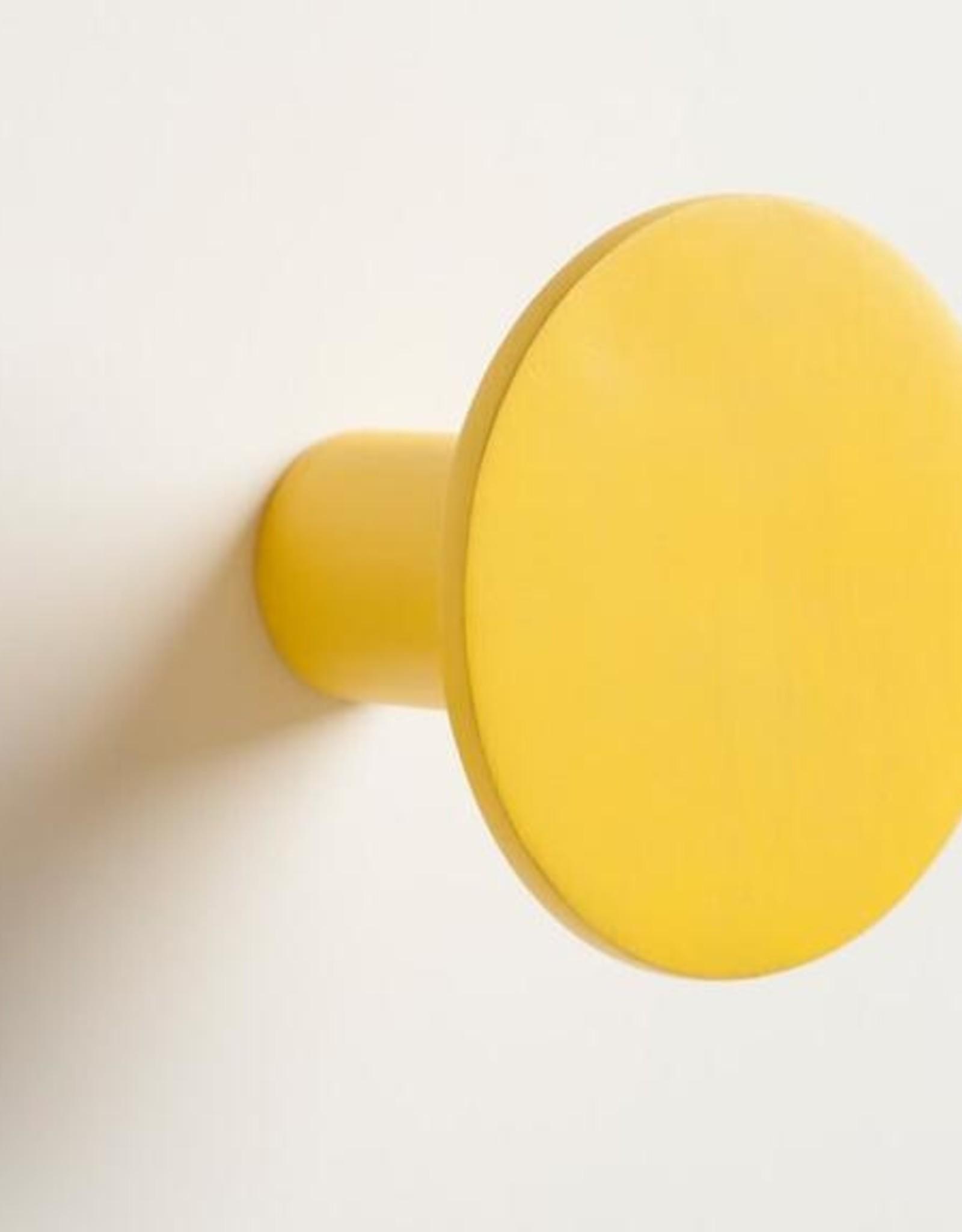 EQ3 Spot Wall Knob-Yellow
