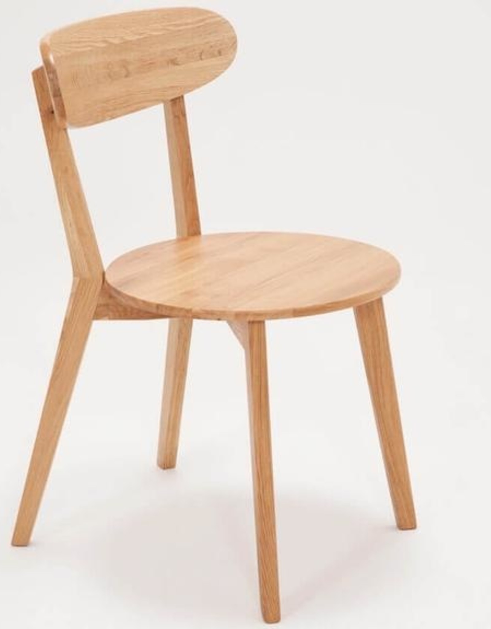 EQ3 Tate Dining Chair-Oak