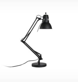 EQ3 Kaleb Task Lamp-Black