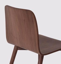 EQ3 Tami Dining Chair-Walnut