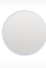 """EQ3 Conner Mirror-White 24""""x24"""""""