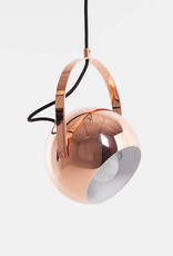 EQ3 Ball Pendant Lamp With Handle-Copper