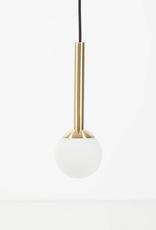 EQ3 Stem Pendant Lamp-Brass