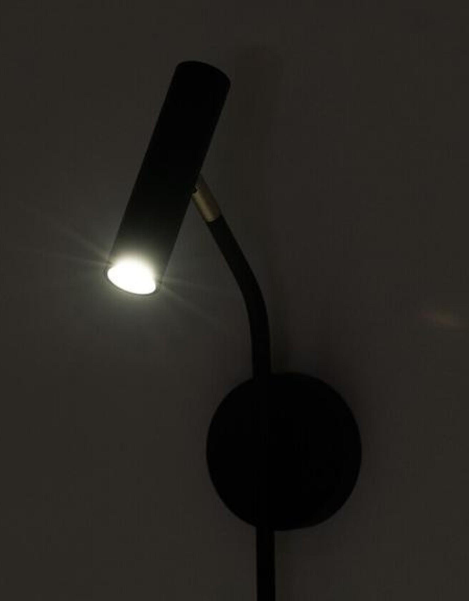 EQ3 Anchor Wall Lamp-Black