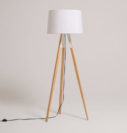 EQ3 Axle Floor Lamp - White
