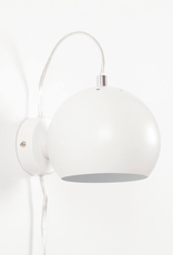 EQ3 Ball Wall Lamp-White