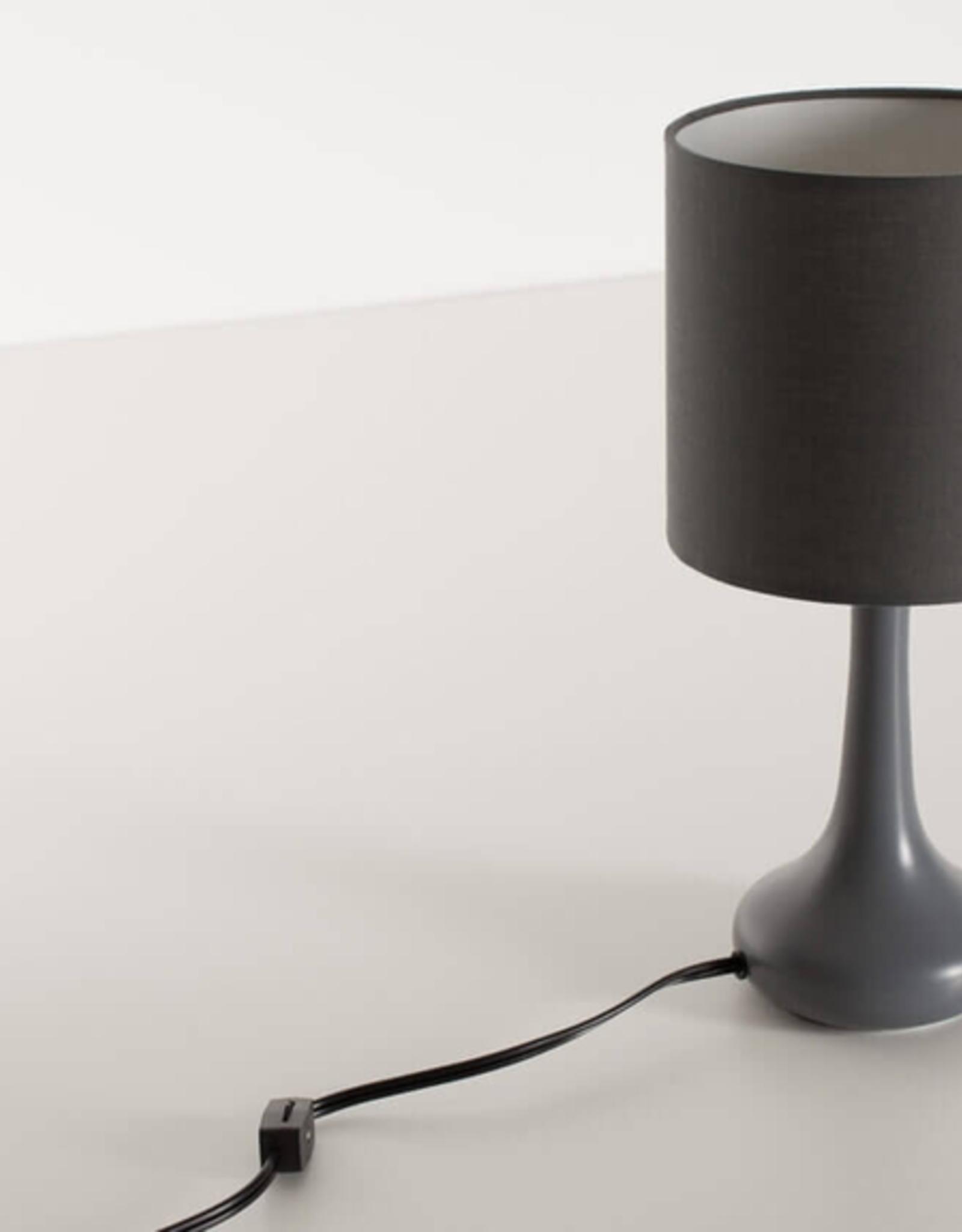 EQ3 Lunar Table Lamp-Grey