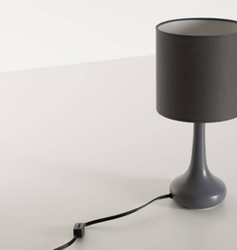 EQ3 Lunar Table Lamp-Grey