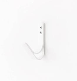 EQ3 Joggle Hook Single-White