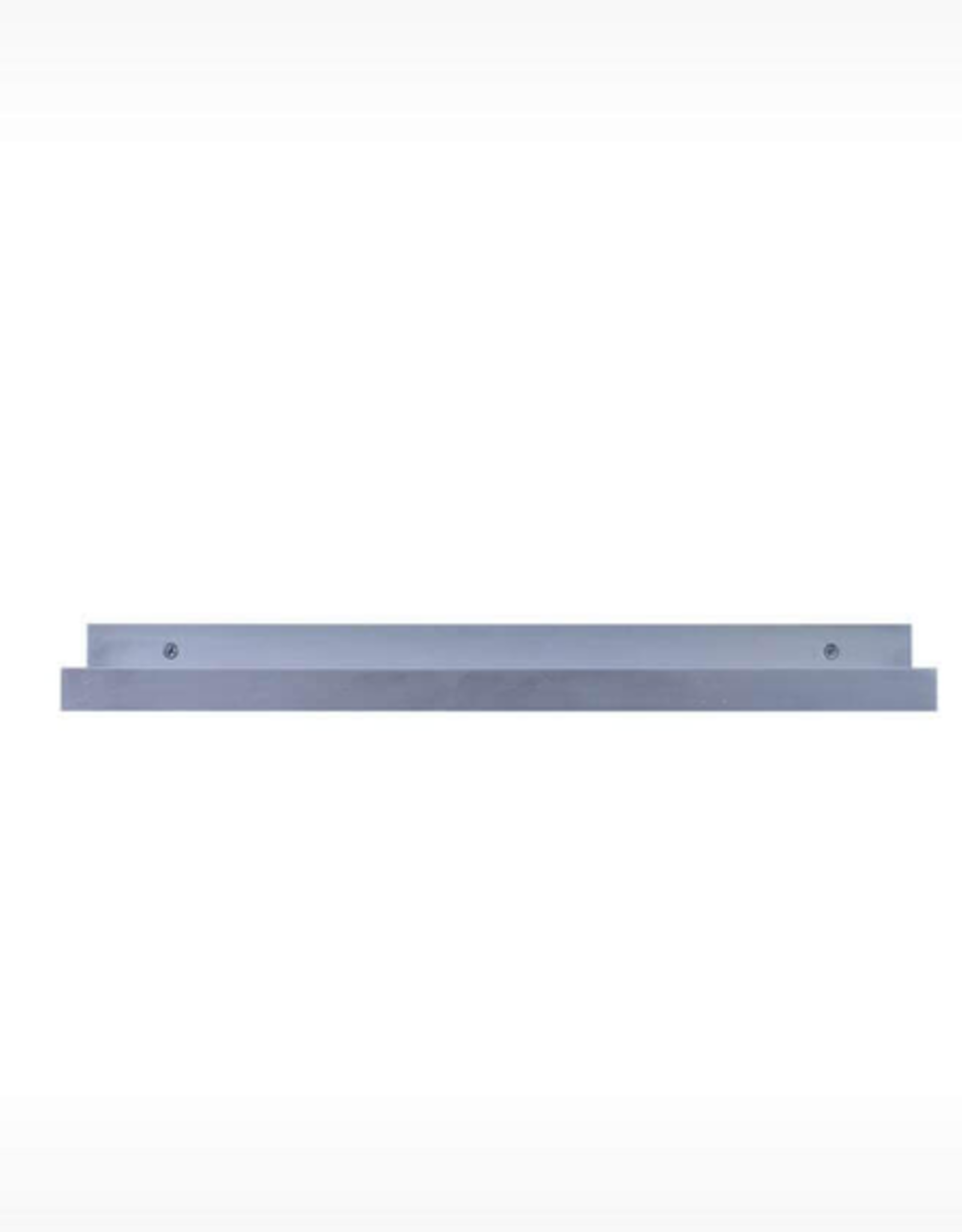 "EQ3 Taavi Art Ledge-Aluminum-20"""