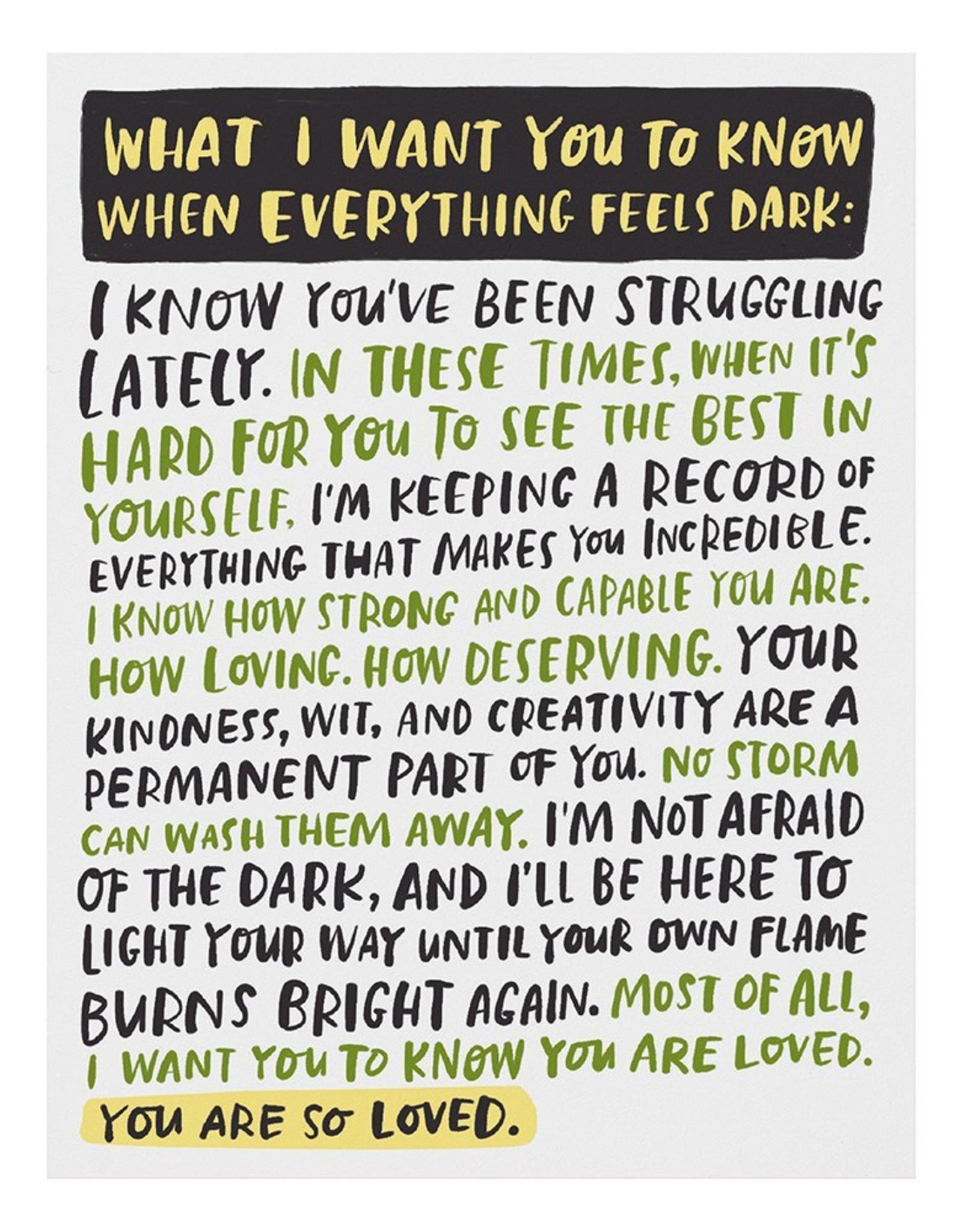 Everything Dark