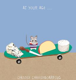 Cheeseboarding