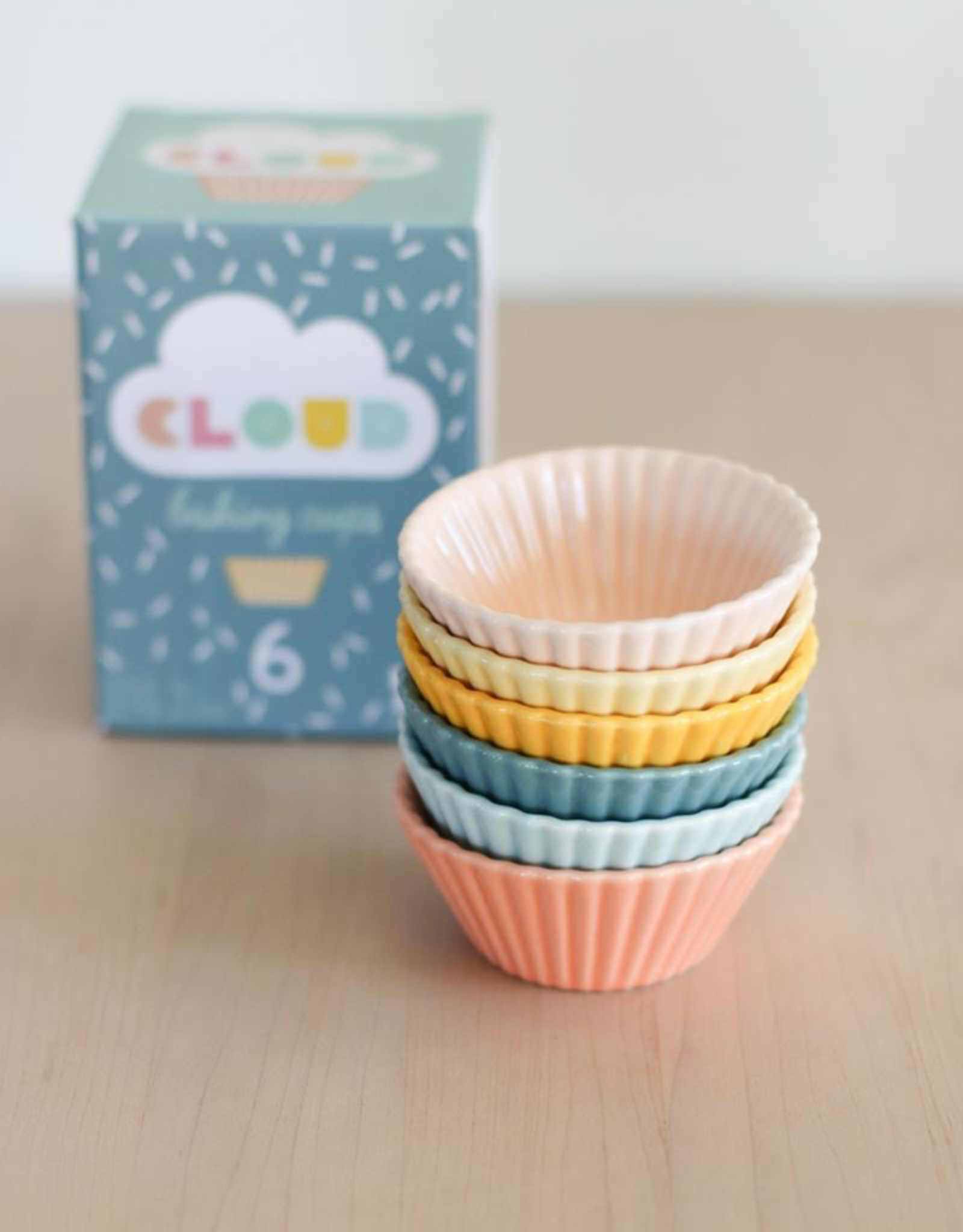 Ceramic Baking Cups