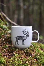 Artisan Made Mug - Caribou