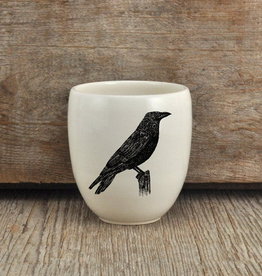 Artisan Made Tumbler - Crow