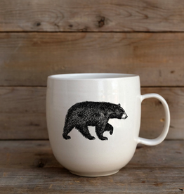 Artisan Made Mug - Black Bear
