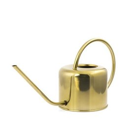 Vintage Style Brass Watering Can