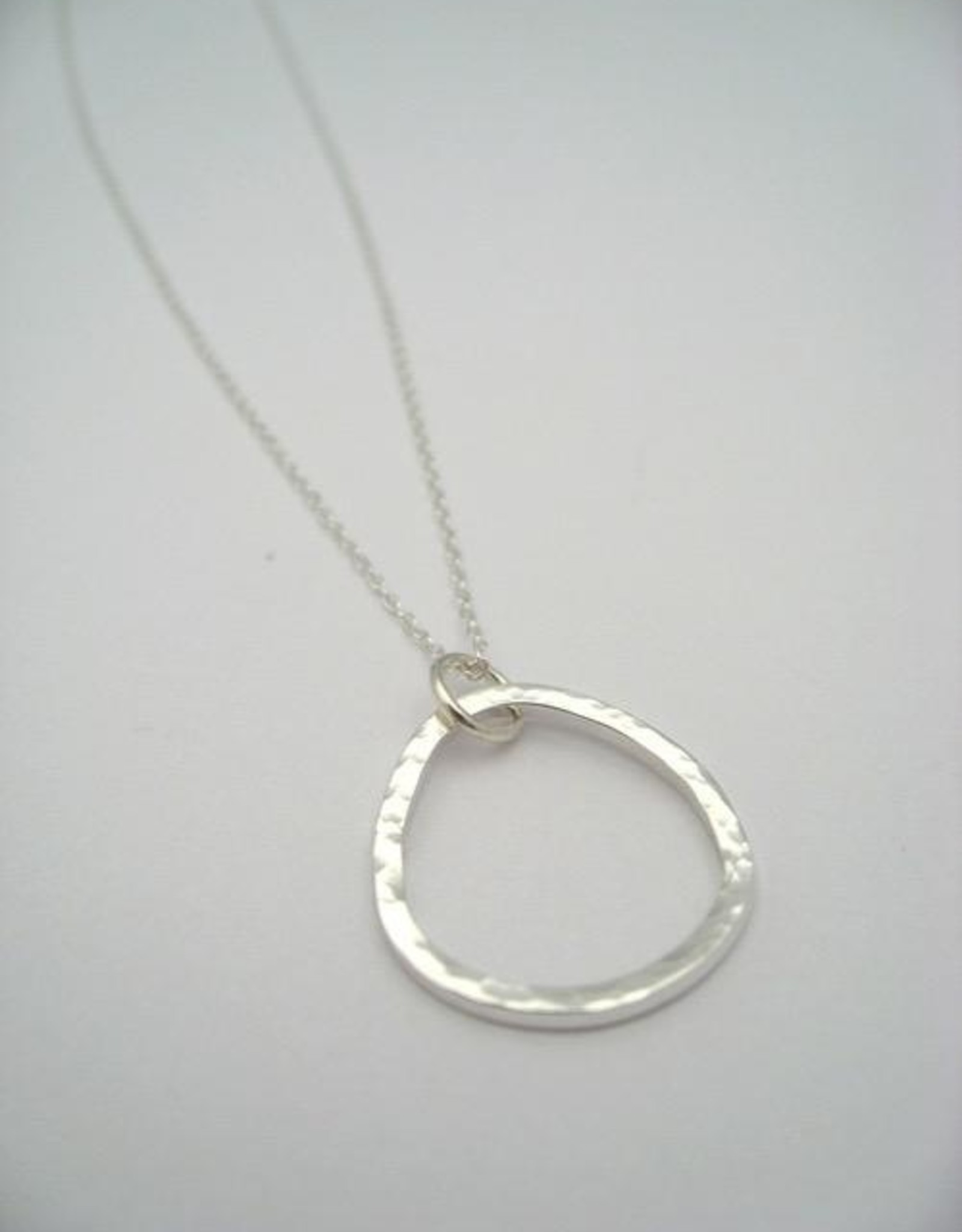 "Home Necklace 18"" Sterling Silver"