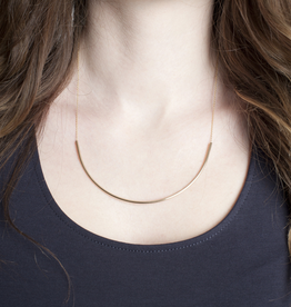 """Lift Necklace 20"""" Gold Fill"""