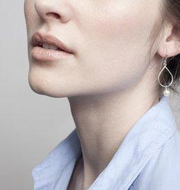 Aubrey Earrings Sterling Silver