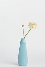 Porcelain Bottle Vase #4 Blue