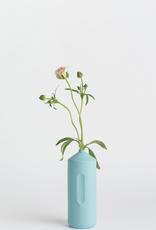 Porcelain Bottle Vase #2 Blue