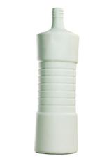 Porcelain Bottle Vase #5 White