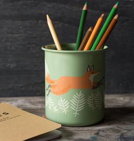 Hill & Dale Pencil Cup