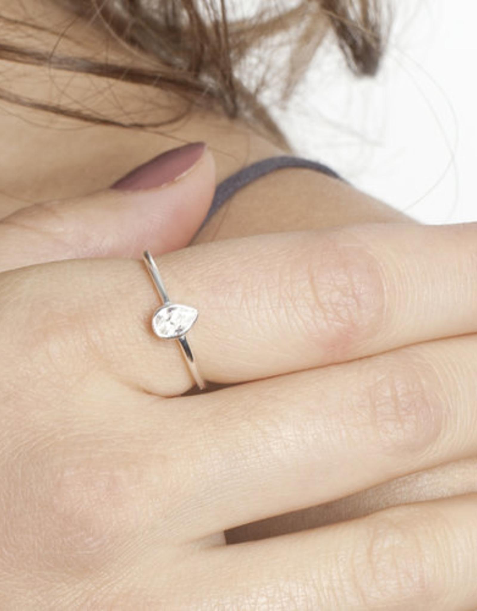 Alina Ring Sterling Silver