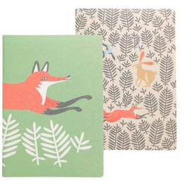 Hill & Dale Notebook Set