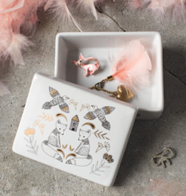 Wild Tale Jewelry Box