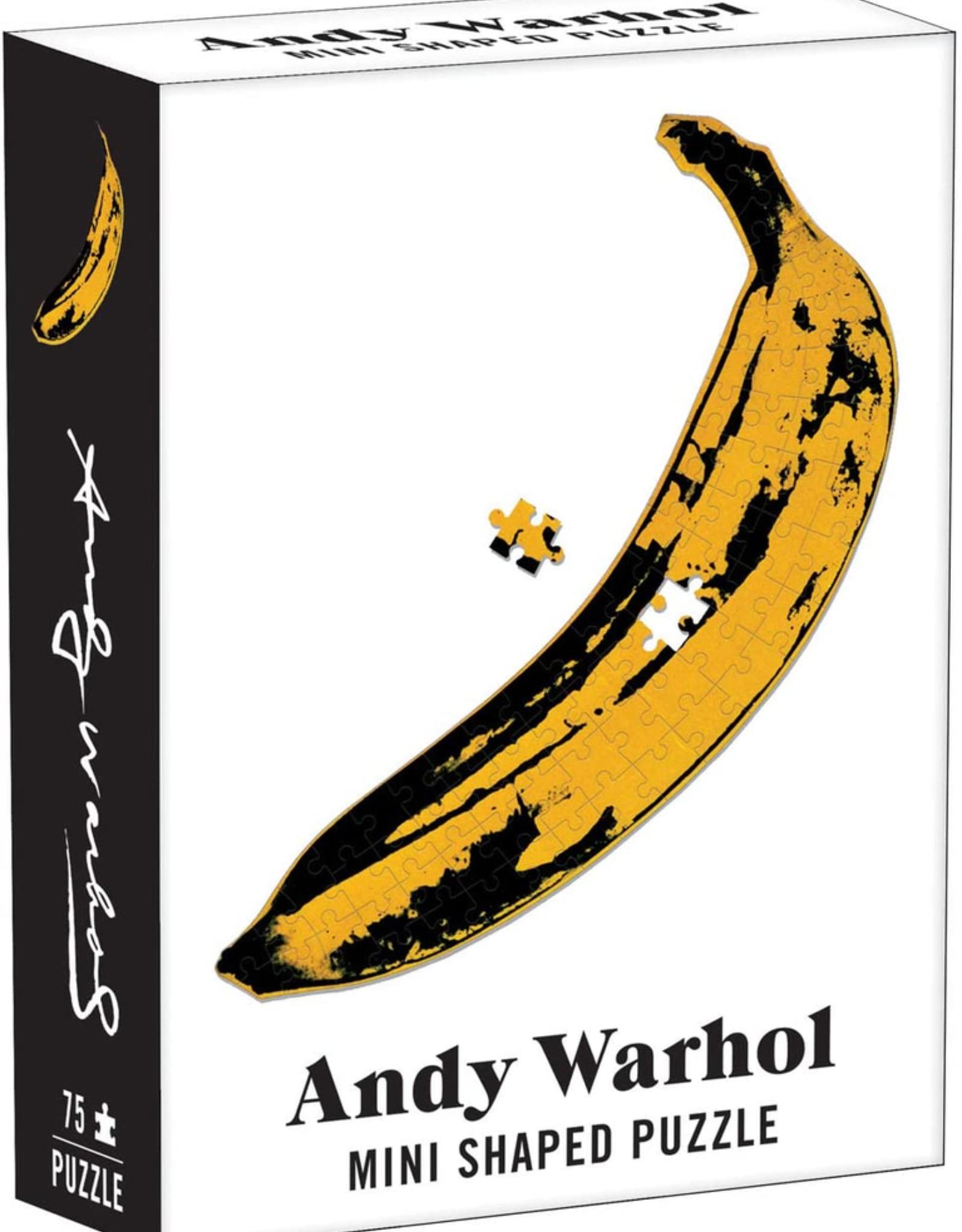 Andy Warhol Mini Puzzle