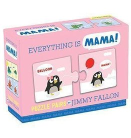 Jimmy Fallon's Everthing is Mama Game