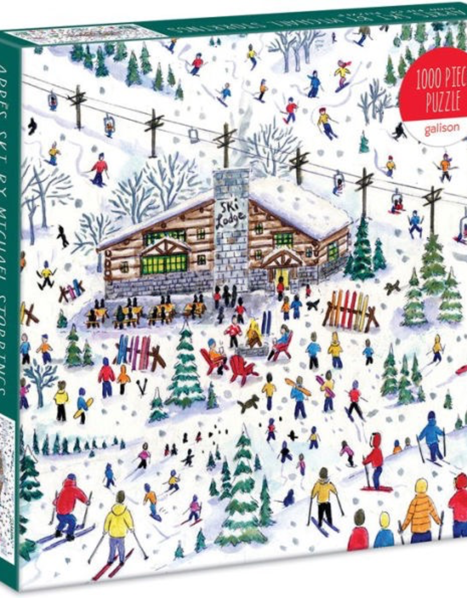 Apres Ski Puzzle