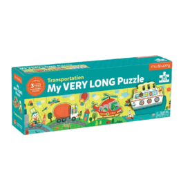 My Very Long Transportation Puzzle