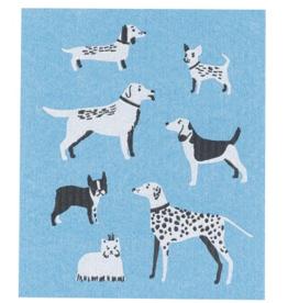 Dog Days Swedish Dishcloth