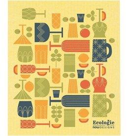 Cosmopolitan Swedish Dishcloth