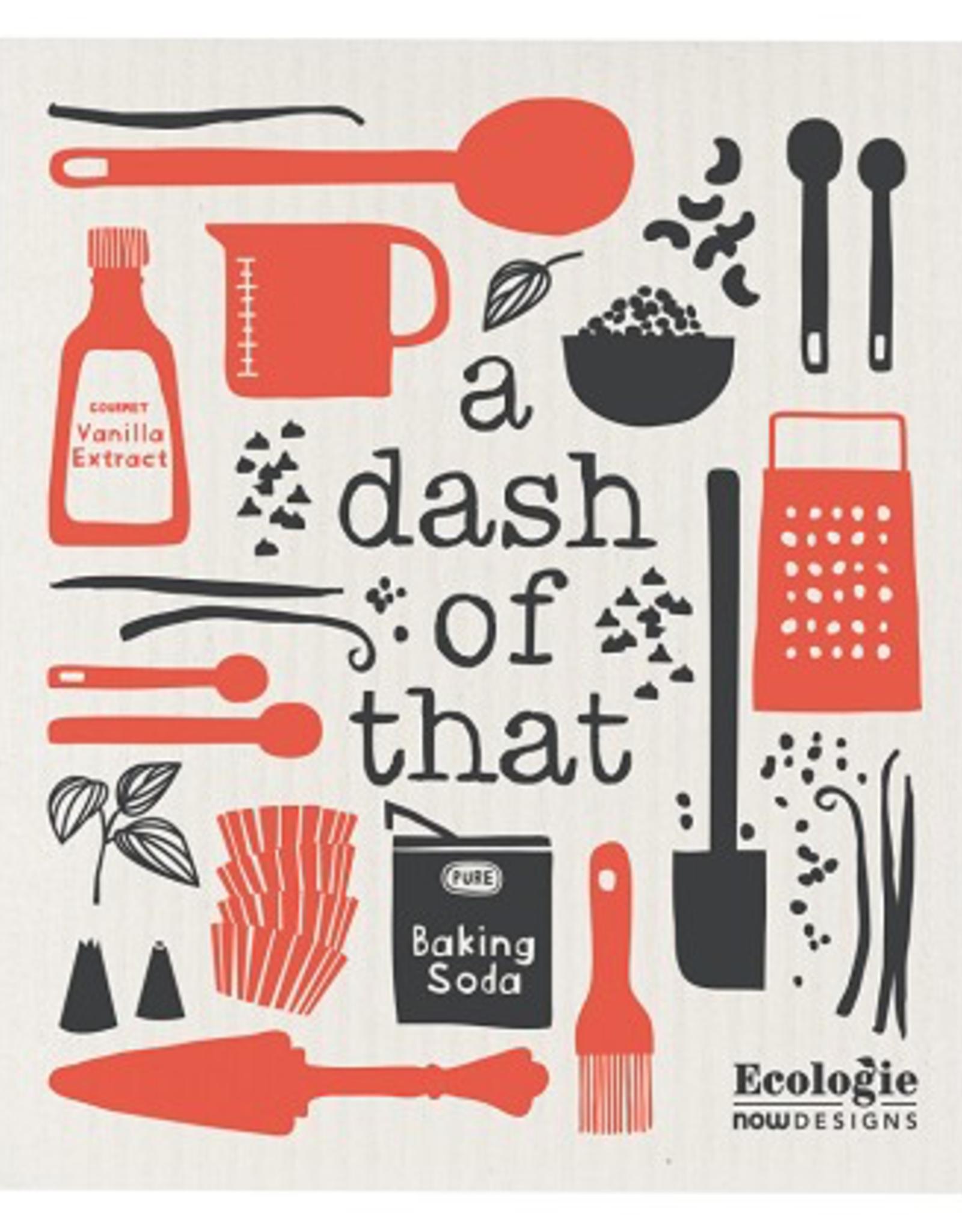 A Dash Of That Swedish Dishcloth