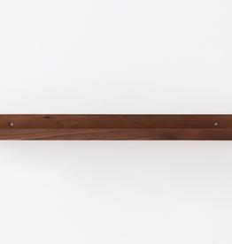 "EQ3 Harvest Art Ledge-Medium-Walnut-24"""